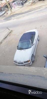 BMW dans Jdeidet el-Chouf - سياره بي ام دبليو ١٩٩٤ بوي كشف