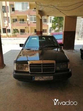 Mercedes-Benz in Tripoli - Mersides model 92 mfawli