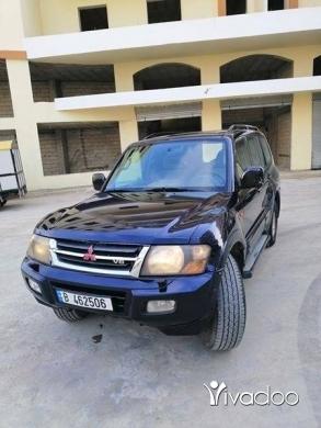Mitsubishi in Halba - Pajero 2002