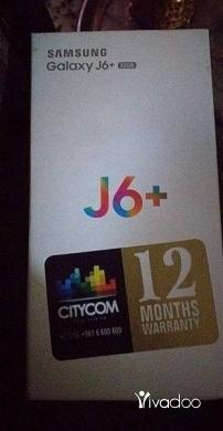 Samsung in Tripoli - J 6 Plus