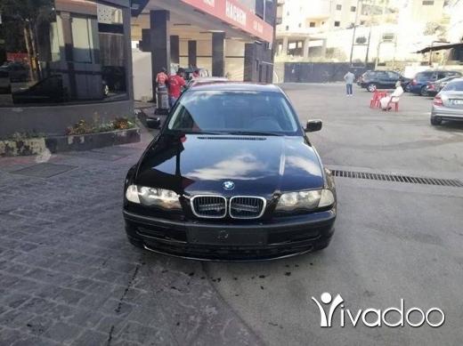 BMW in Nabatyeh - 318 sayara 7elwe 1999
