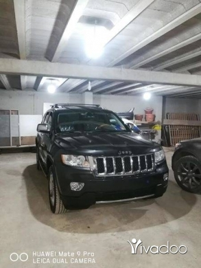 Jeep in Tripoli - 2011 jeep grand cherokee overland