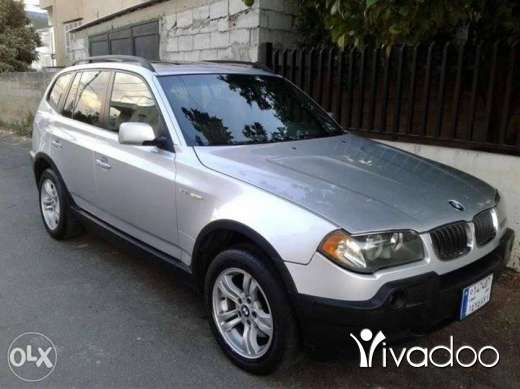 BMW in Zgharta - For sale 2005 panoramic khare2 nadafi