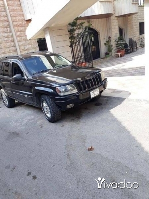 Jeep in Hermel - Jeep