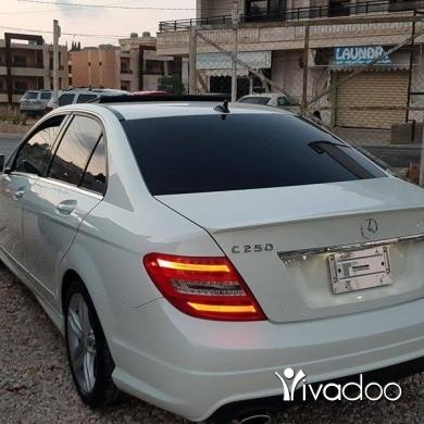 Mercedes-Benz in Nabatyeh - C250 new 2012