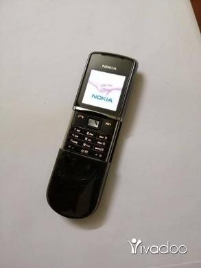 Nokia in Port of Beirut - Nokia 8800 Sirocco