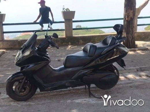 Baotian in Beirut City - Motorcycle
