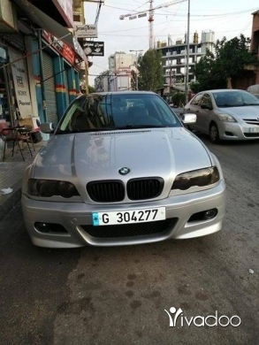 BMW in Beirut City - Bmw e46 coupe