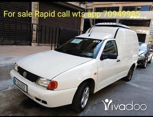 Volkswagen in Beirut City - Rapid