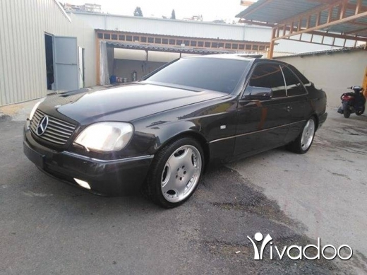 Mercedes-Benz in Nabatyeh - Cl 500