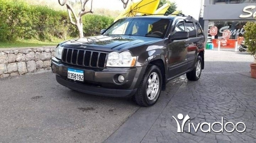 Jeep in Beirut City - Grand Cherokee 2005