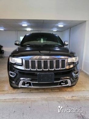 Jeep in Beirut City - GRAND CHEROKEE 2014 V6 OVER LAND 4X4
