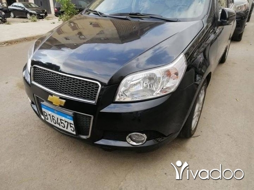 Chevrolet in Beirut City - Chevrolet aveo model 2012