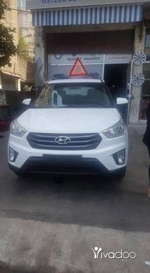 Hyundai in Beirut City - Hyunday creta 2018
