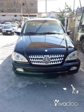 Mercedes-Benz in Zahleh - Ml 320 model 2002 جيب كتير حلو وخارق النضافة بسعر مغري