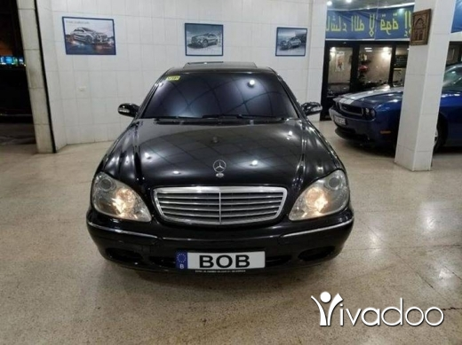 Mercedes-Benz in Chtaura - Mercedes-benz S600