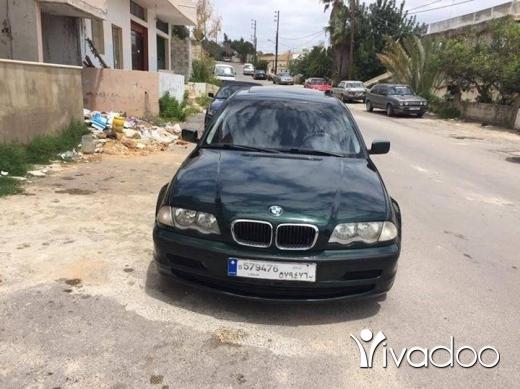 BMW in Nabatyeh - Bmw 318 model 1999 full option ndife