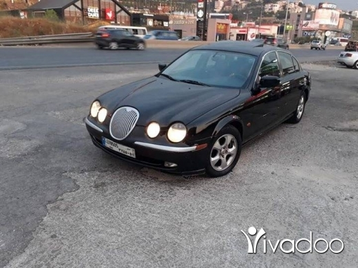Jaguar in Jbeil - Jaguar S