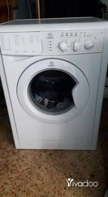 Washing Machines in Beirut City - غسالة ايطالية 7 كيلو مكفووولة نضيفة جدا جدا