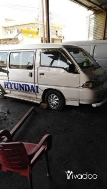Vans in Zahleh - فان هونداي للبيع مسجل