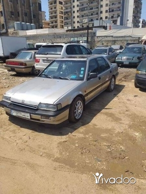 Honda in Akkar el-Atika - Honda model 86 enkad otoumatic