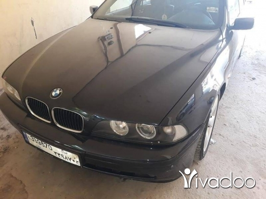 BMW in Kobbeh - بي ام دبليو ٥٢٨ موديل ١٩٩٩