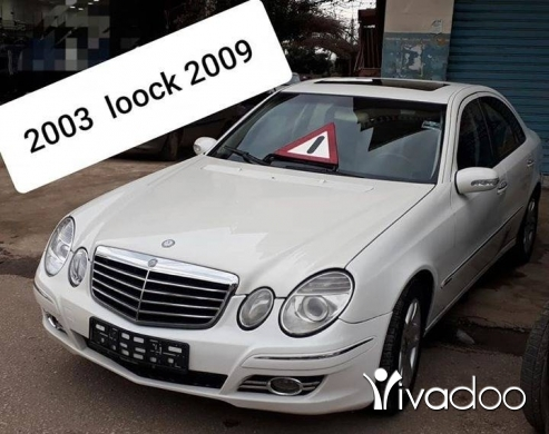 Mercedes-Benz in Halba - 211 E320 model 2003