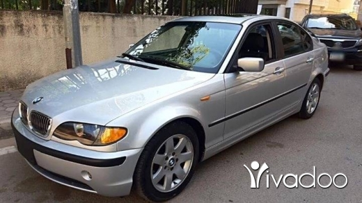 BMW in Tripoli - Bmw 325 model 2004 full clean car