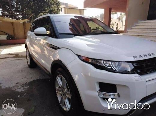 Land Rover in Majd Laya - Land rover Evogue mod 2014 pure prinium