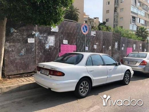 Hyundai in Beirut City - Hyundai Sonata 1995