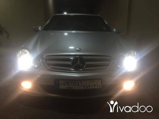 Mercedes-Benz in Beirut City - CLK350 - 2007