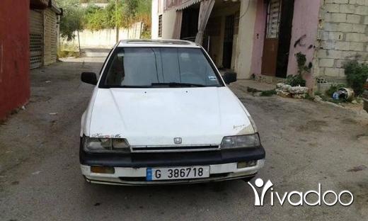 Honda in Damour - هودا اكورد 89