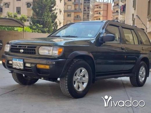 Nissan in Al Beddaoui - Pathfinder 1998