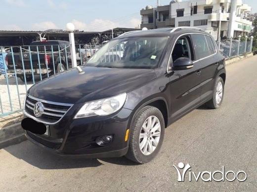 Volkswagen in Ras Senhache - tiguan 2.0 4wd