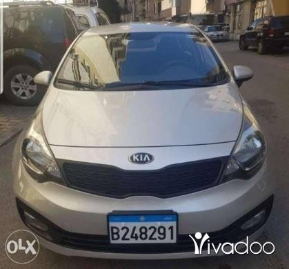 Kia in Beirut City - kia rio 2013 full options low mileage