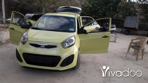 Kia in Port of Beirut - Picanto 2014.