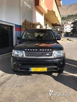 Rover in Tripoli - rnage rover sport 2010 clean carfax