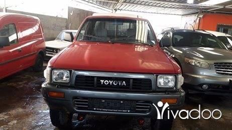 Toyota in Tripoli - hilux 4x4 1998 2lmani jdiiiiid