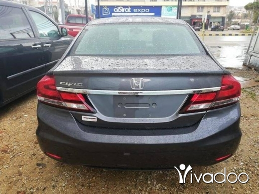 Honda in Saadnayel - Honda civic 2015 full option