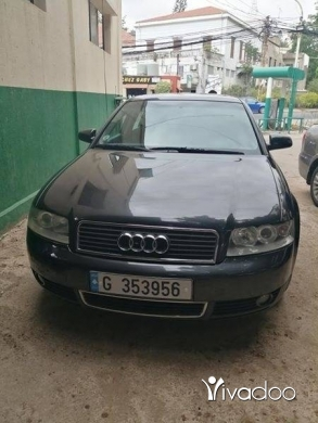 Audi in Baalback - Audi A4