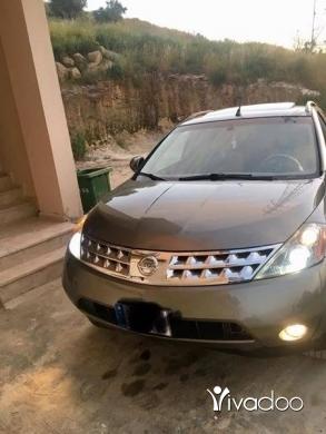 Nissan in Tripoli - Nisan murano