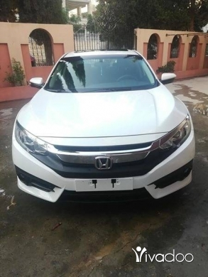 Honda in Beirut City - Honda civic 2017 Ex turbo