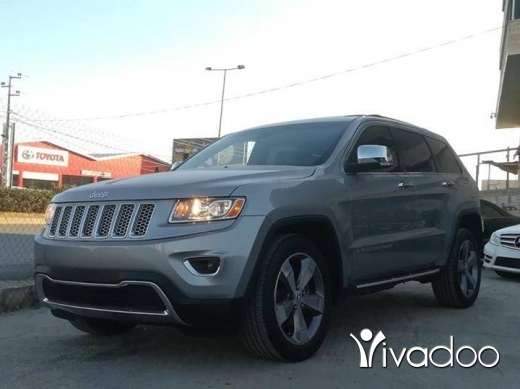 Jeep in Beirut City - Jeep grand cherokee 2014 limited