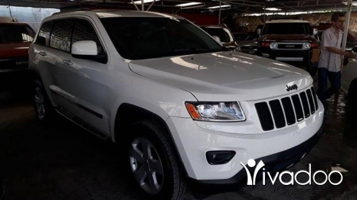 Jeep in Beirut City - grand cherokee 4x4 mfawal 2012
