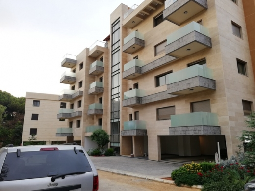 Apartments in Jounieh - Apartment in Dik El Mehde for rent 215 m2
