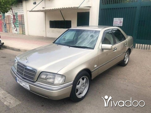 Mercedes-Benz in Nabatyeh - C230 sayara 7elwe 1997 sayara