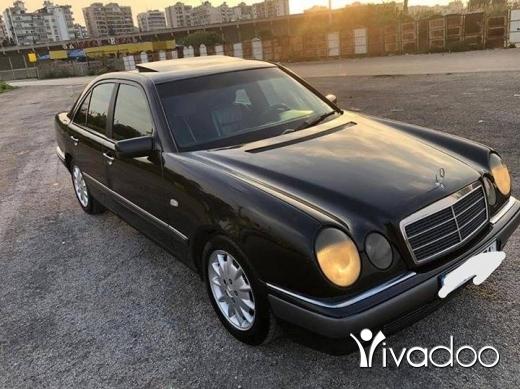 Mercedes-Benz in Tripoli - ٣٢٠ ١٩٩٦ روعة مدفوع ٢٠١٨ نمر جداد
