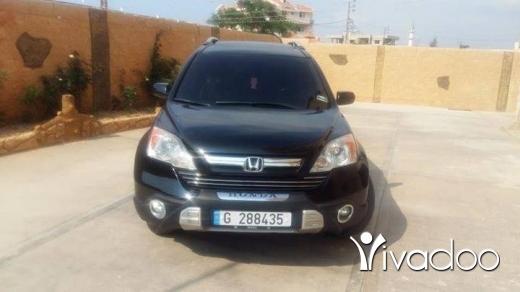 Honda in Tripoli - للبيع جيب هونداCRV /EXL موديل 2007 .دفتر 2019