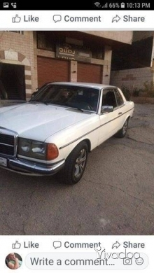 Mercedes-Benz in Beirut City - Mercedes benz coupe 280 ce [informations masquées] km