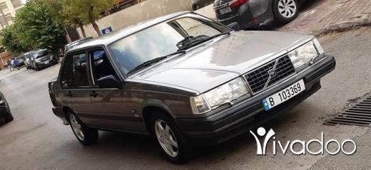 Volvo in Beirut City - Volvo 940 GLE
